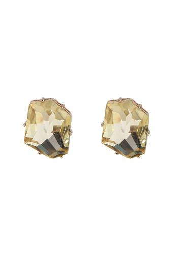 ALDO gold Brealonna Pierced Earring CA9D0AC277D9A2GS_1