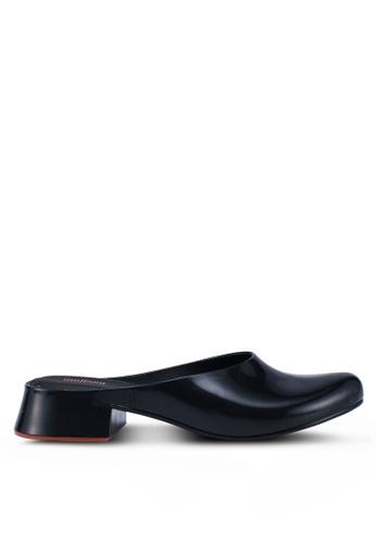 Melissa 黑色 Melissa Zen Ad 高跟鞋 1B8D3SH4058093GS_1