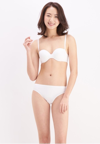 c29e54743db Buy Her Own Words Signature Lightly Lined Demi Bra Online on ZALORA ...