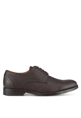 Call It Spring red Ravara Derby Shoes CA512SH0SFE8MY_1