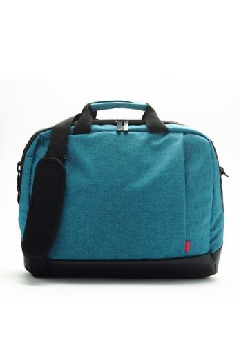 Stylesource blue Protective Laptop Bag ST896AC80PKTPH_1