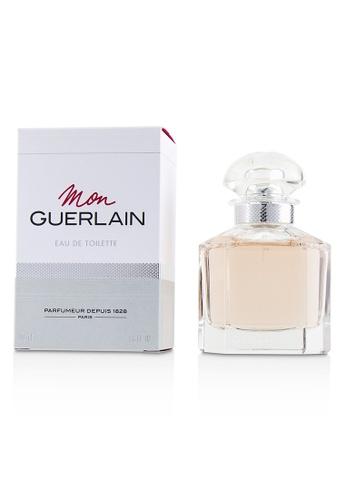 Guerlain GUERLAIN - Mon Guerlain Eau De Toilette Spray 50ml/1.6oz 8A2D8BE8E6BC5EGS_1