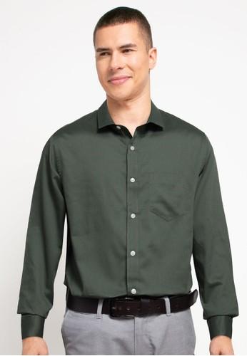 MOC green ARTTIX BESTBUY-OLIVE Shirt 56994AA4BCF295GS_1