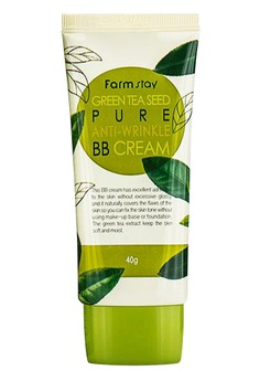 Green Tea Seed Pure Anti-Wrinkle BB Cream (Limited stocks)
