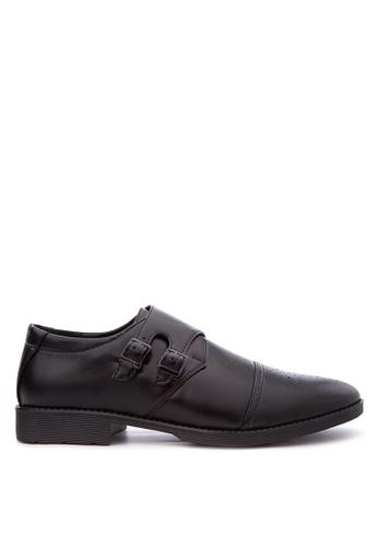 Italianos black Davy Formal Shoes IT153SH10GCJPH_1