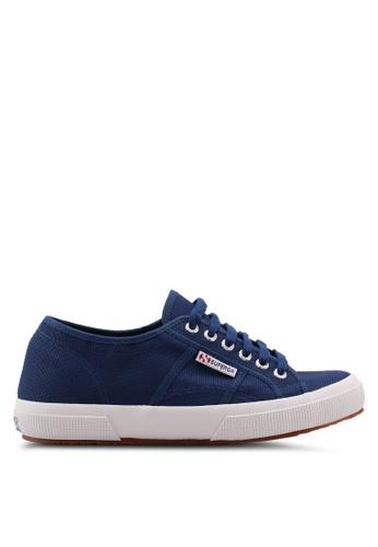 Superga blue and navy Plus Cotu Sneakers 620C8SHC5D0457GS_1