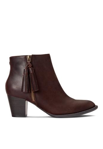 Vionic brown Madeline Boot D4EEDSH02B27DBGS_1