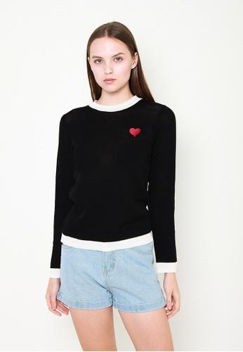 Leline Style blue Jenna Denim Shorts 65B4DAAC6BAD01GS_1