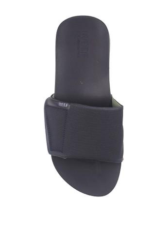 Cushion Bounce Slide Black