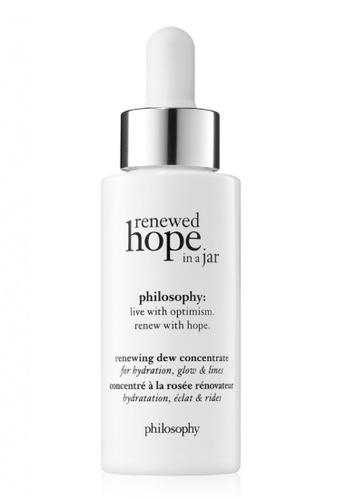 Philosophy Philosophy Renewed Hope In A Jar Renewing Dew Concentrate Serum 30ML FE48CBEAC54EF0GS_1