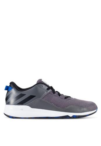 new concept 7fbb1 73747 Buy adidas Crazy Train Cloudfoam Sneakers  ZALORA HK