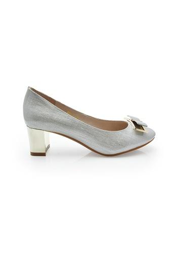 Elisa Litz silver Sago Low-Heels (Silver) EL365SH09ZHUSG_1