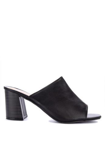 a06fa6c501e9e0 Shop Unlisted Estela Heeled Slides Online on ZALORA Philippines