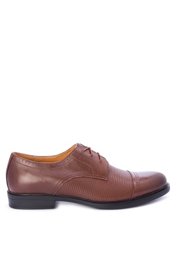 Gibi brown Sum Dress Shoes C91ACSH04ADFE6GS_1