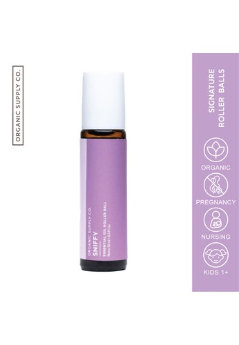 Organic Supply Co Sniffy Essential Oil Roller Ball 10ml 19B7CES0E980EFGS_1
