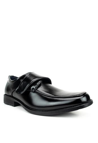 Mario D' boro Runway black Ace Formal Shoes D4A10SH51BAD84GS_1