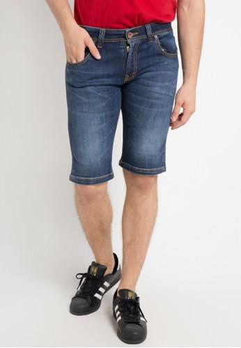 Lois Jeans blue Short Pants Denim 78EB0AA468D95BGS_1