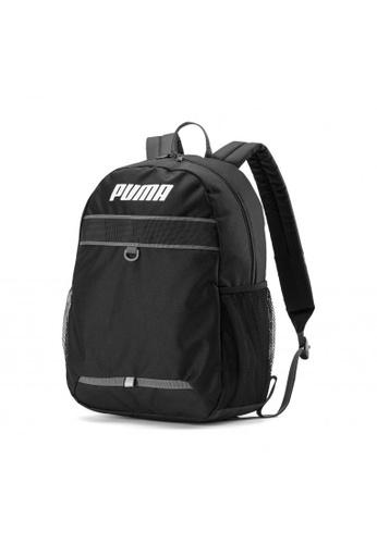 PUMA black PUMA Plus Backpack 8DA1FAC8EE53EDGS_1