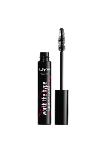NYX Professional Makeup Worth the Hype Waterproof Mascara F3847BE0FAF3BCGS_1