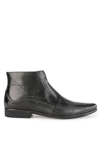 Playboy black Milson (Boots) E833FSHC919B6DGS_1