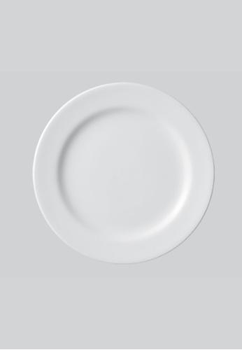Claytan white 10011 Round Plate 8C939HLB8F7613GS_1