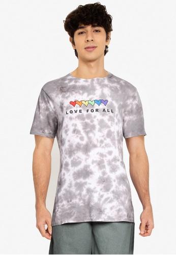 GAP grey V-Sum 21 Pride Tee DE2FAAA39100F9GS_1