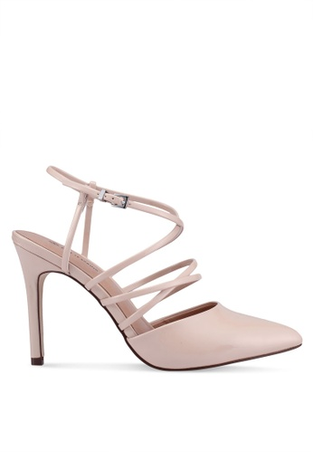 Call It Spring beige Babina Heeled Shoes 13193SHFF43320GS_1