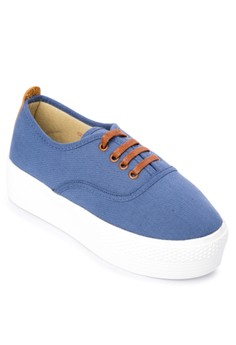 Kianna Lace Up Sneakers