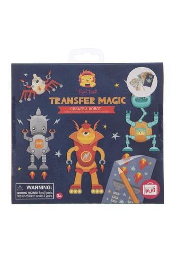 Tiger Tribe Transfer Magic - Create A Robot 21093THD3495BBGS_1