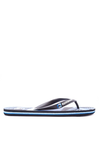 Quiksilver multi Molokai Slash Print Slippers QU305SH0JFM1PH_1