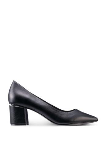 ALDO black Friravia Pump Block Heels 7E74ASHB089BF7GS_1