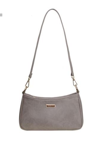 Verchini grey Verchini Mini Sling Bag D7DF8AC7D883ADGS_1