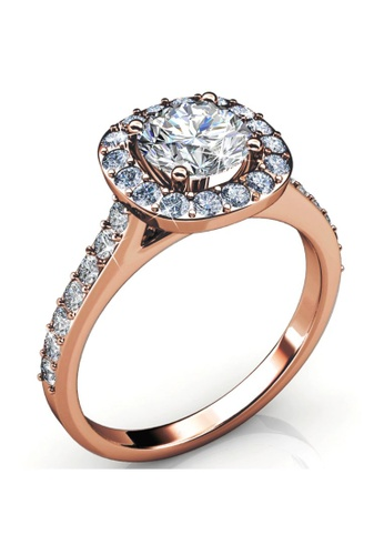 Krystal Couture KRYSTAL COUTURE Engagement Ring Embellished with Swarovski crystals 3280DAC6BC4206GS_1