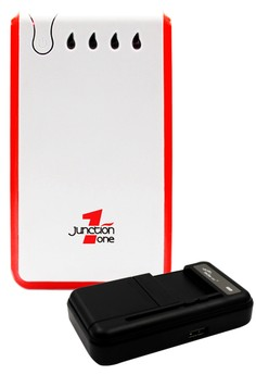 ​Junction 1 13000mAh Powerbank With FREE ​MSM.HK Super USB Universal Charger