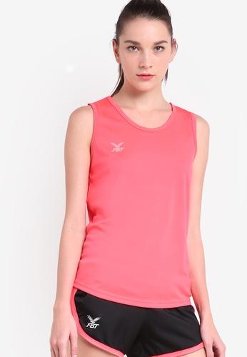 FBT pink Basic Running Singlet FB961AA36WOHMY_1