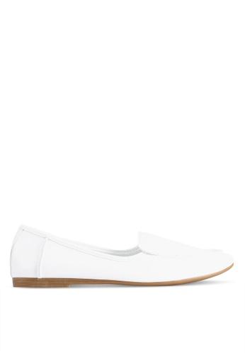 BETSY 白色 Genesis 平底鞋 CB6B5SH9D0A8B1GS_1