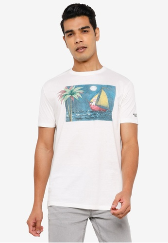 Springfield white Wild Things Are T-Shirt 0F4FFAA8C16028GS_1