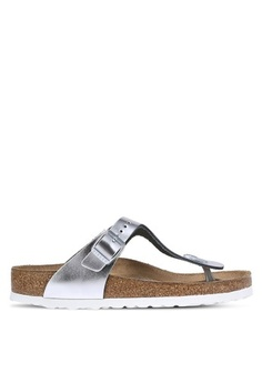 e1c91463914c Psst... we have already received your request. Birkenstock. Gizeh Metallic  ...