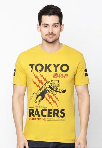 Ganbatte Inc yellow Tokyo Racers F5396AA25540A3GS_1