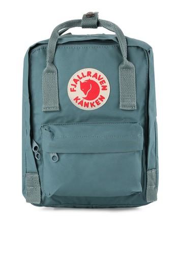 Fjallraven Kanken green Kanken Mini Backpack FJ242AC88KKPID_1