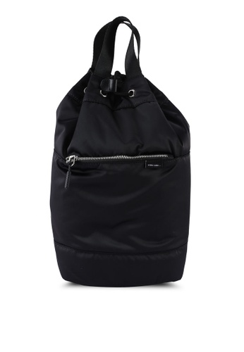 niko and ... black Plain Shoulder Bag 448DEAC4AAAF71GS_1