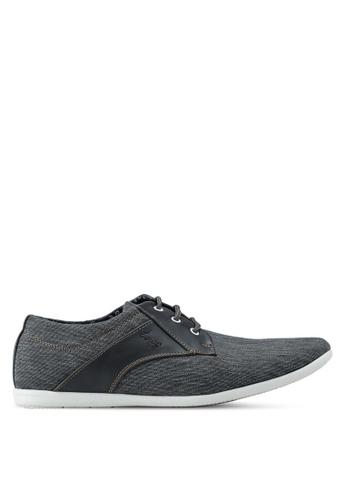Louis Cuppers grey Grey Lace Shoes E6CB9SH1433C7DGS_1