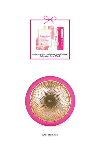 FOREO pink UFO™ 2 Fuchsia Power Mask Treatment Device for All Skin Types A4107BE836BF50GS_1
