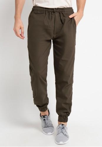 magnificents brown Jogger Pants D6651AA747A9B5GS_1