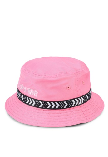PUMA pink Puma x Sega Bucket Hat AFE3CKCC078138GS_1