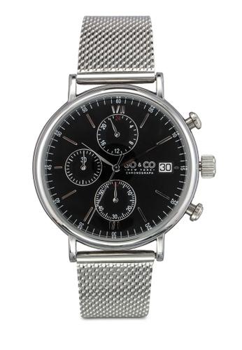 SO&CO silver Monticello Watch 5266M SO540AC0SHLTMY_1