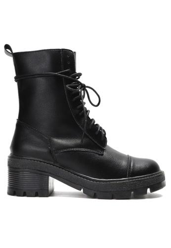 Twenty Eight Shoes High Top Leather Martin Boots YLT2020-1 BDBD0SH5AD01F7GS_1