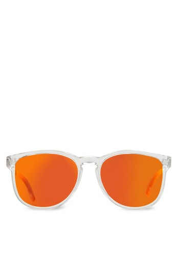 Soho 反光方框太陽眼鏡esprit 羽絨外套, 飾品配件, 飾品配件
