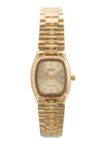 LTP-1169N-9ARDF 不esprit 台中銹鋼女性鍊錶, 錶類, 飾品配件