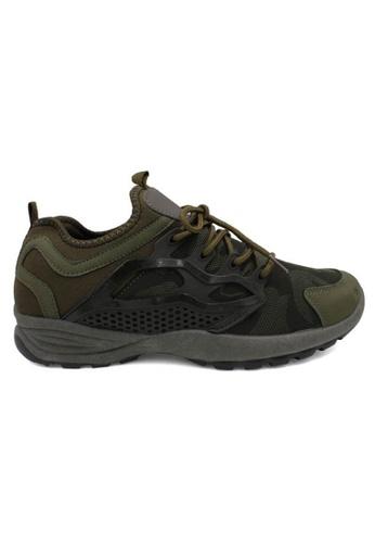 midzone green MIDZONE Sport Sneaker 6B995SH26887AFGS_1
